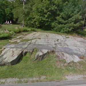 Agassiz Bedrock Outcrop (StreetView)