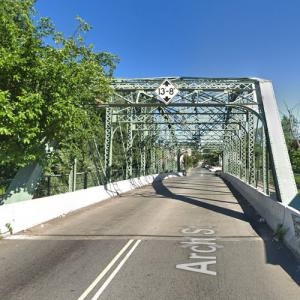 Arch Street Bridge (StreetView)