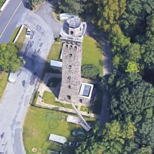 William Penn Memorial Fire Tower (Google Maps)