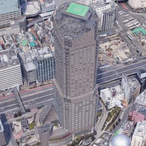 Cerulean Tower (Google Maps)