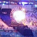 2016 Olympic Summer Games Cauldron in Maracana Stadium