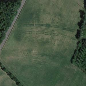 2000 year old army settlement revealed (Google Maps)