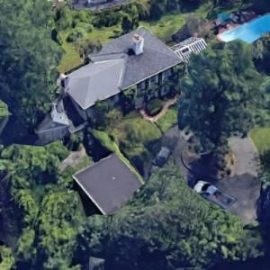 Scarlett Johansson's House (Google Maps)