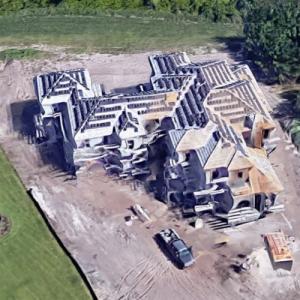 Kyle Farnsworth's House (Google Maps)