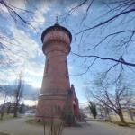 Forst Lausitz water tower