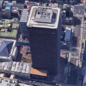 'Tokyo World Trade Center' by Nikken Sekkei (Google Maps)