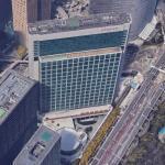 'Tokyo Shiodome Building' by Nikken Sekkei