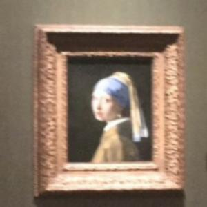 """Girl with a Pearl Earring"" by Johannes Vermeer (StreetView)"