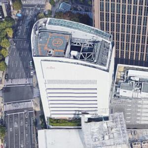 'Hotel ELSEREINE Osaka' by Nikken Sekkei (Google Maps)
