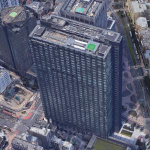 'Sumitomo Fudosan Shinjuku Grand Tower' by Nikken Sekkei (Google Maps)