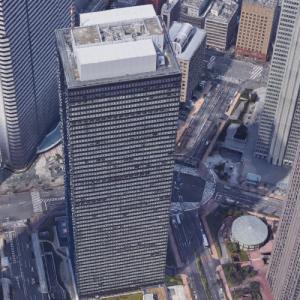 Shinjuku Mitsui Building (Google Maps)