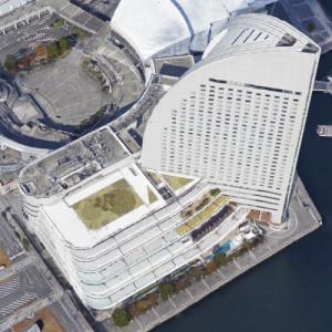 'Yokohama Grand InterContinental Hotel' by Nikken Sekkei (Google Maps)