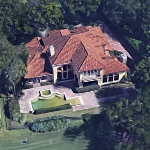 the latest de716 59dc0 Penny Hardaway s House (Former)