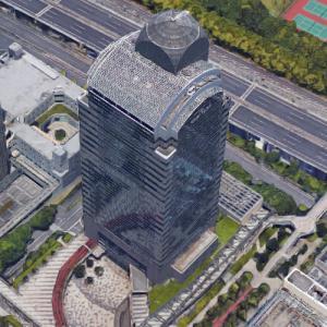 'Sumitomo Chemical Engineering Center Building' by Nikken Sekkei (Google Maps)