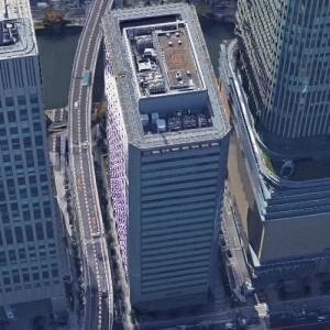 'Osaka Mitsui Bussan Building' by Nikken Sekkei (Google Maps)