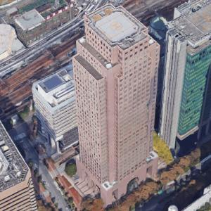 'Meiji Yasuda Seimei Osaka Umeda Building' by Nikken Sekkei (Google Maps)