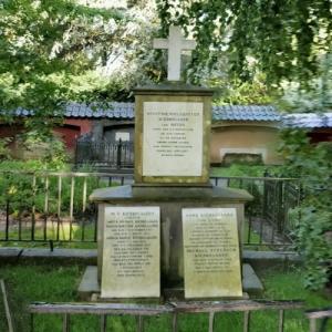 Søren Kierkegaard's grave (StreetView)
