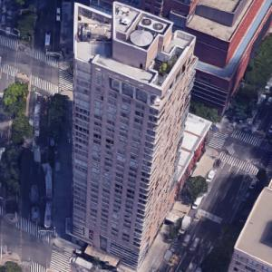 'One Lincoln Square Condominiums' by Handel Architects (Google Maps)