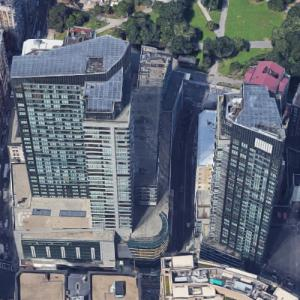 'The Ritz-Carlton Towers' by Handel Architects (Google Maps)