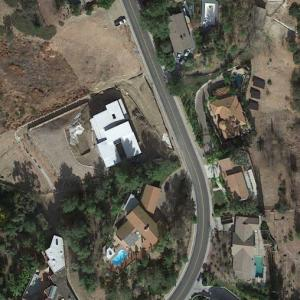 Joe Rogan's House (Google Maps)
