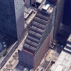 '526 West 53rd Street' by Handel Architects (Google Maps)