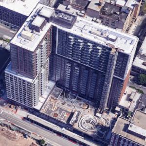 '33 Bond Street' by Handel Architects (Google Maps)