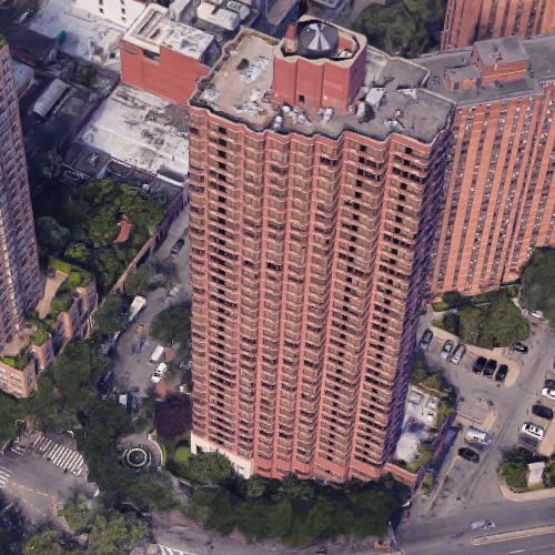 Brittany Apartments: 'Brittany Apartments' By Costas Kondylis In New York, NY