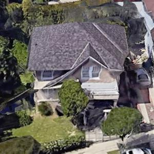 "Lady Gaga's House in ""A Star is Born"" (Google Maps)"