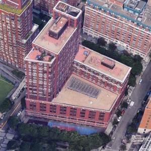 Tribeca Bridge Tower (Google Maps)