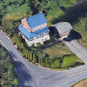 Mika Brzezinski's House (Google Maps)