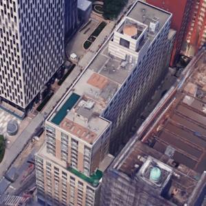'Foley Square Apartments' by Costas Kondylis (Google Maps)