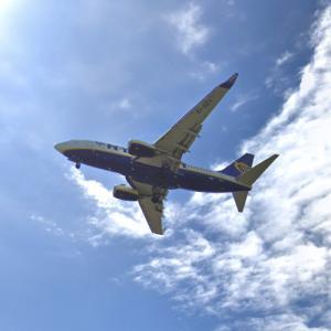 Ryanair Charter Boeing 737-73S [EI-SEV] (StreetView)