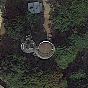 Joachimsthal water tower (Google Maps)