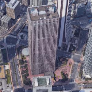 Shinjuku Center Building (Google Maps)