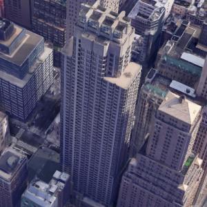'Barclay Tower' by Costas Kondylis (Google Maps)