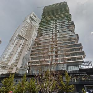 Elite Residences under construction (StreetView)