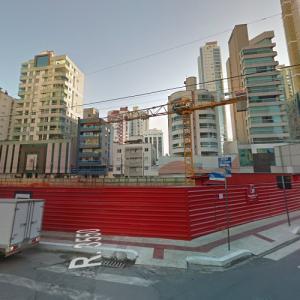 Vitra Residence under construction (StreetView)