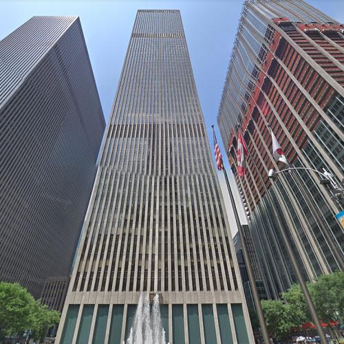 Ny Car Show >> 1251 Avenue of the Americas in New York, NY (Google Maps)