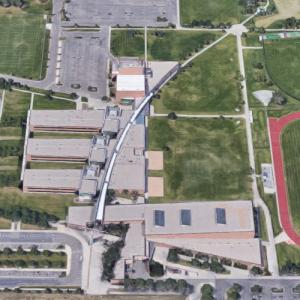 'Fort Collins High School' by Perkins and Will (Google Maps)