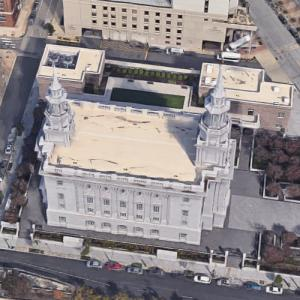 'Philadelphia Pennsylvania Temple' by Perkins and Will (Google Maps)