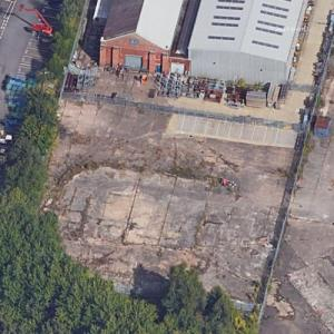 2018 Leicester City F.C. helicopter crash site (Google Maps)