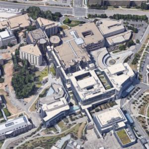 Duke University Medical Center (Google Maps)