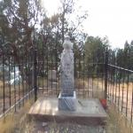 "John Henry ""Doc"" Holliday tombstone"