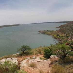 Lake Meredith (StreetView)