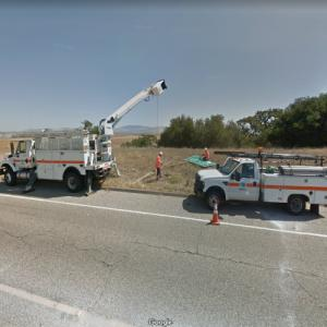 Road Sign Installation/Repairs (StreetView)