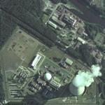 Emsland Nuclear Power Plant (Google Maps)