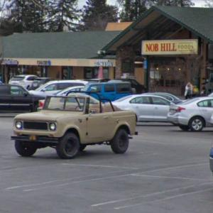 International Harvester Scout 800A Sportop (StreetView)