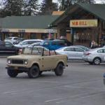 International Harvester Scout 800A Sportop
