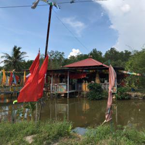 Pulau Ubin German Girl Shrine (StreetView)