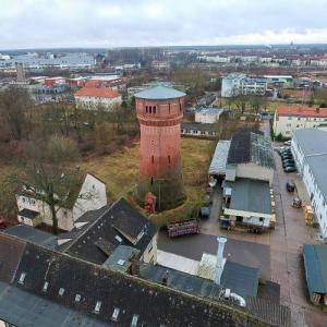 Oranienburg water tower (StreetView)